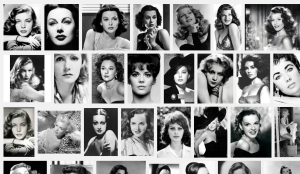White Hollywood Movie Stars